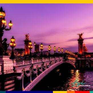 3 Destinos populares para aprender francês