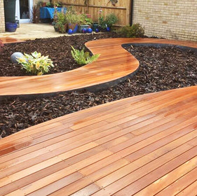 Decking cleaned Hertfordshire