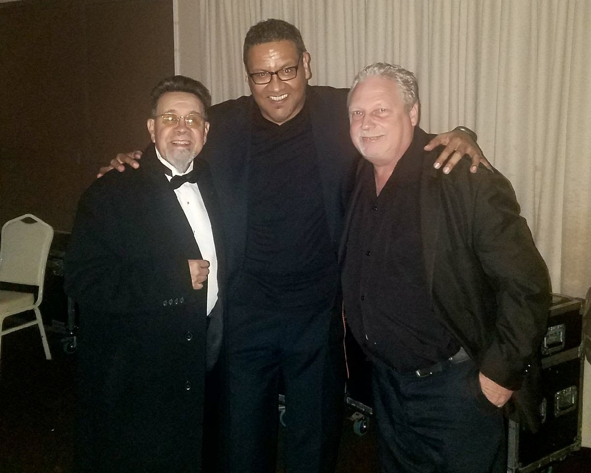 New Year's 2018 with Little Willie G and Joe Rotondi