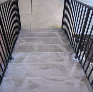 pleasant hill banister painting service, pleasant hill handrail painting