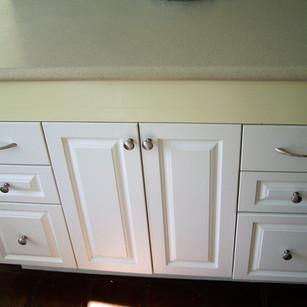 pleasanton cabinet repainting