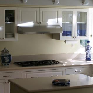 danville cabinet repainting