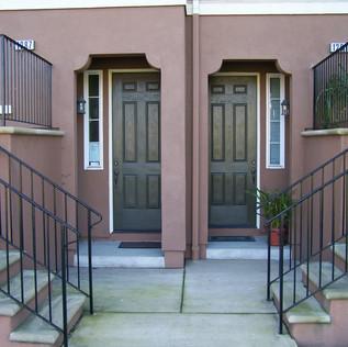 pleasanton banister painting service, pleasanton handrail painting