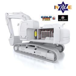 AFSS-CF para maquinarias industriales