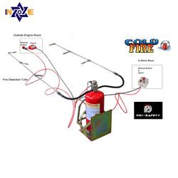 AFSS-CF para salas con alta carga calórica