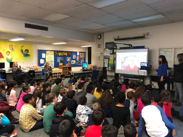 Canada School Book Presentation