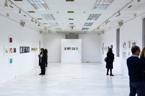 Illustrator's Exhibition in Athens