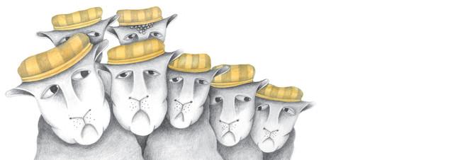 Τα Κίτρινα Καπέλα / The Yellow Hats