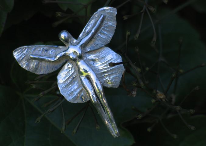 Mujer Mariposa II