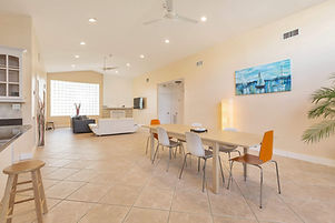Prestige Care Aventura Assisted Living Facility beautiful huge bright living room