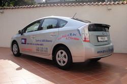 Soutěž o Toyotu Prius s PRE