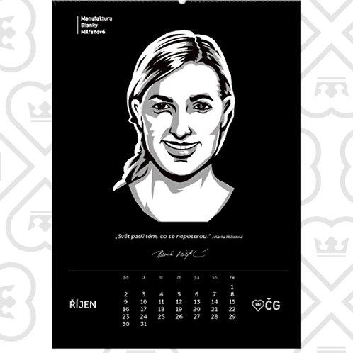 Kalendář ČG 2017