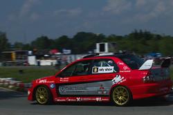 HPCG Racing - Lancer EVO VIII