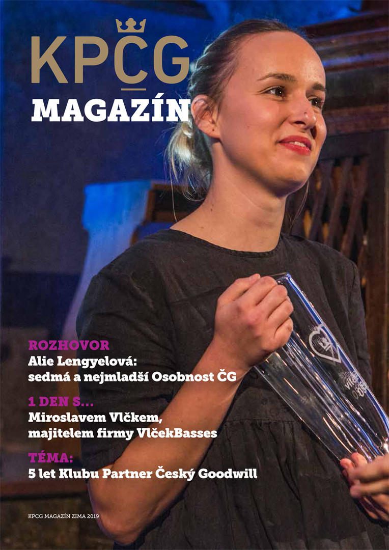 Magazín KPCG: podzim-zima 2019