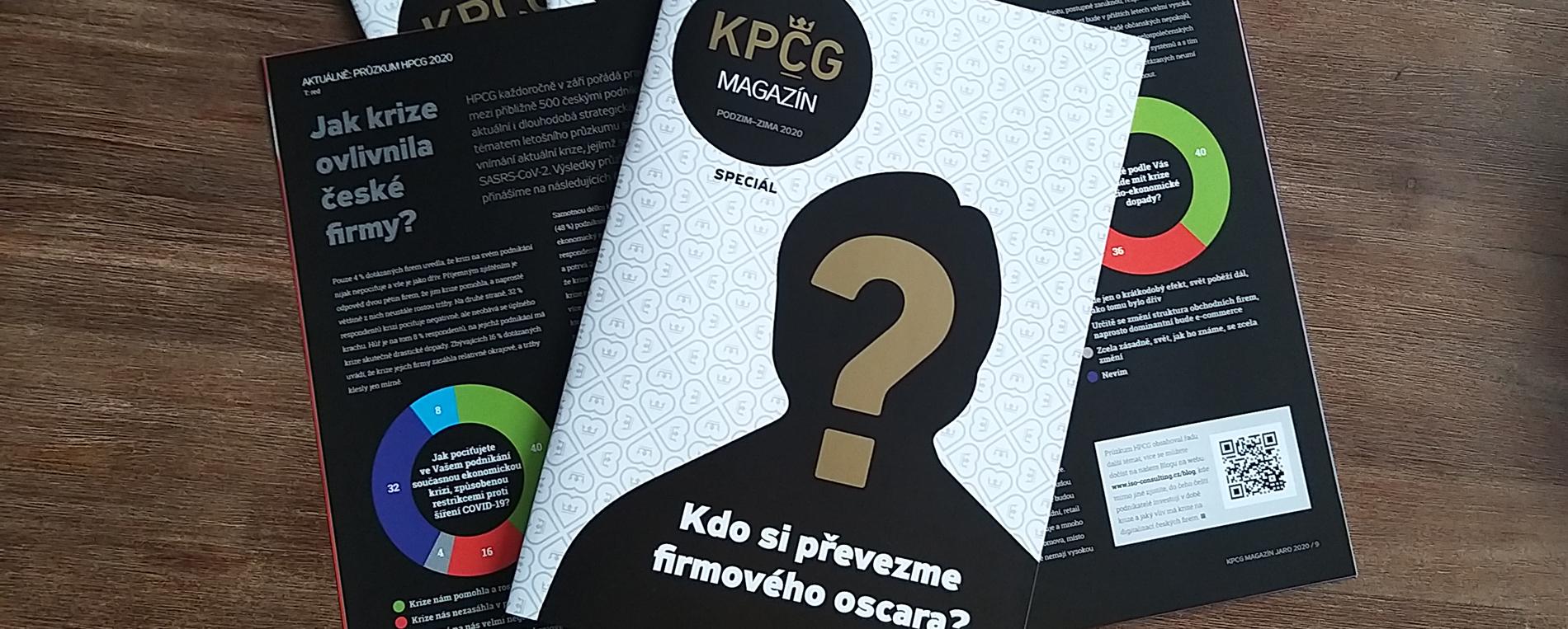 24. 11. 2020   Magazín KPCG Speciál