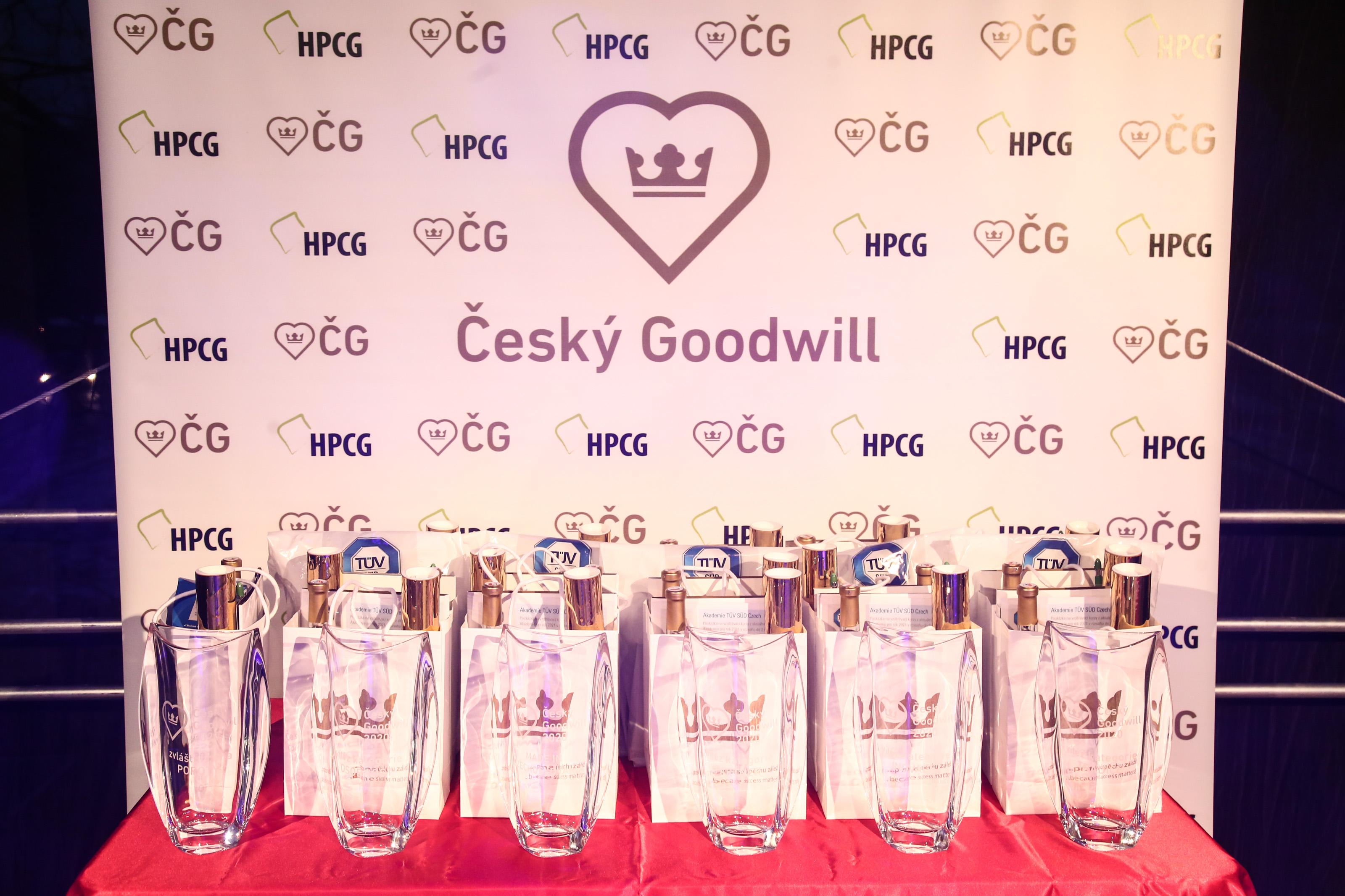 Český Goodwill 2020 © HPCG