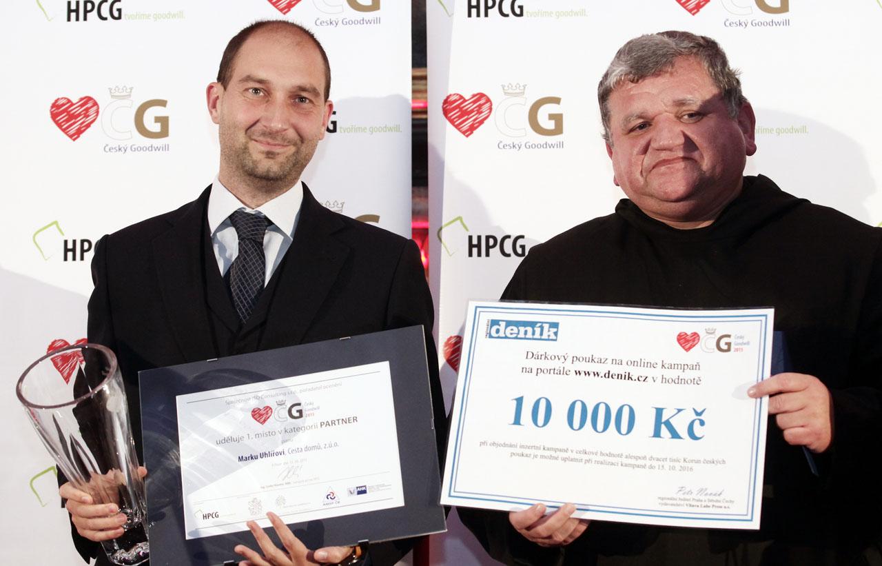Český Goodwill 2015