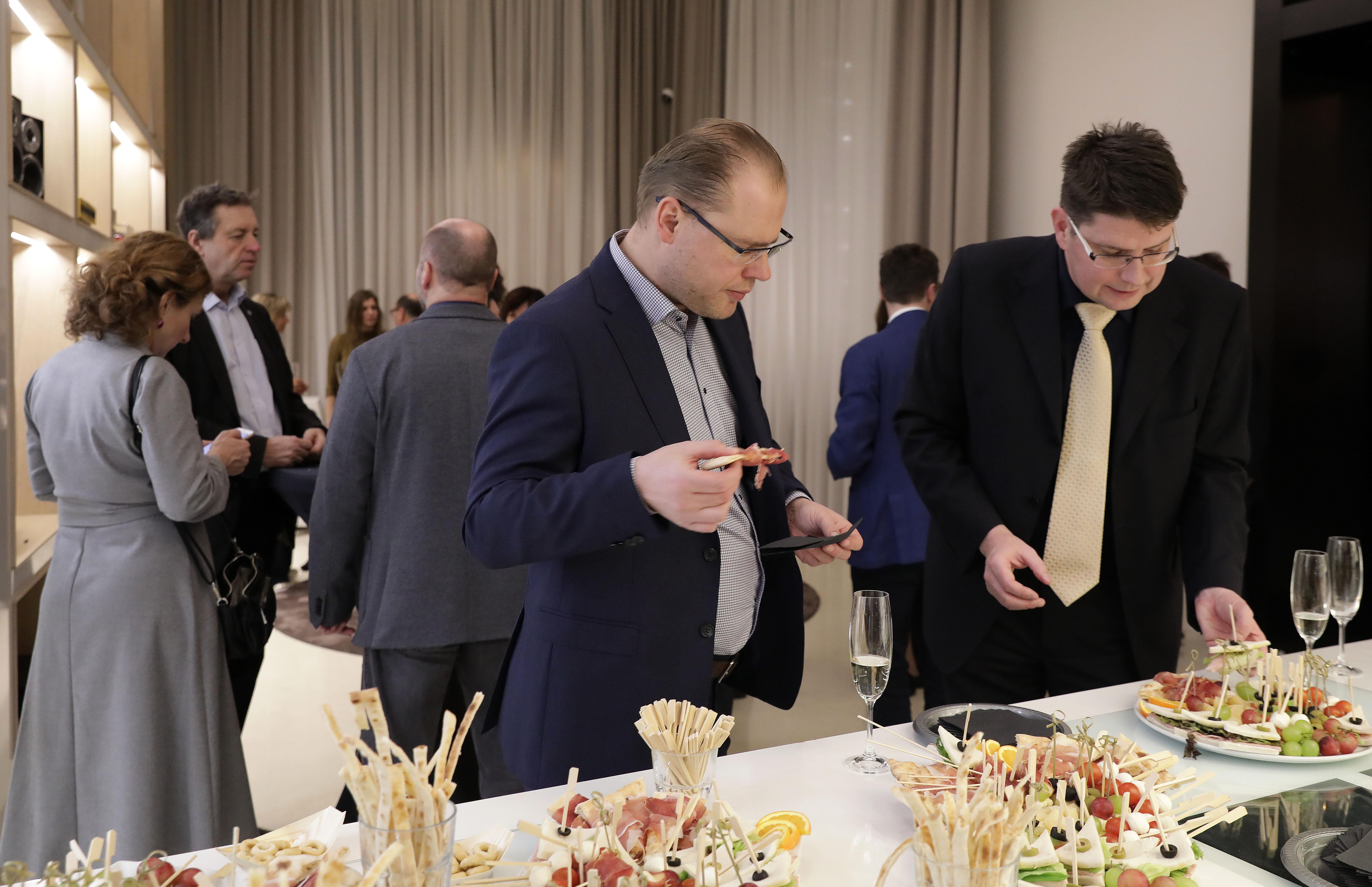 Výroční setkání ČG2019 - VOIX