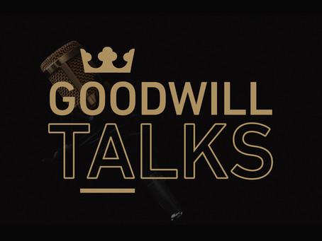 Nový podcast s českými podnikateli Goodwill Talks na scéně!
