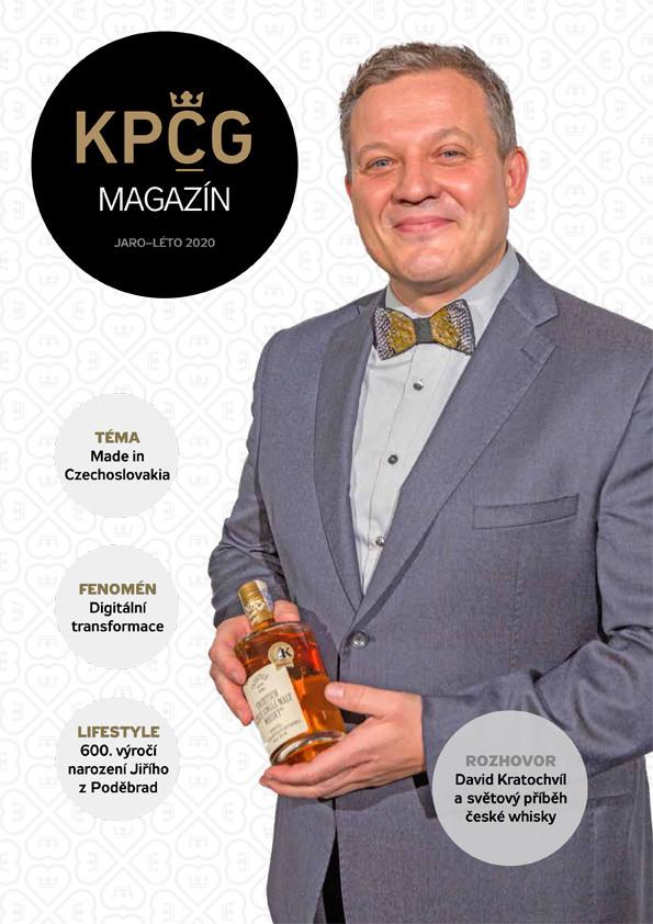 Magazín KPCG: jaro-léto 2020