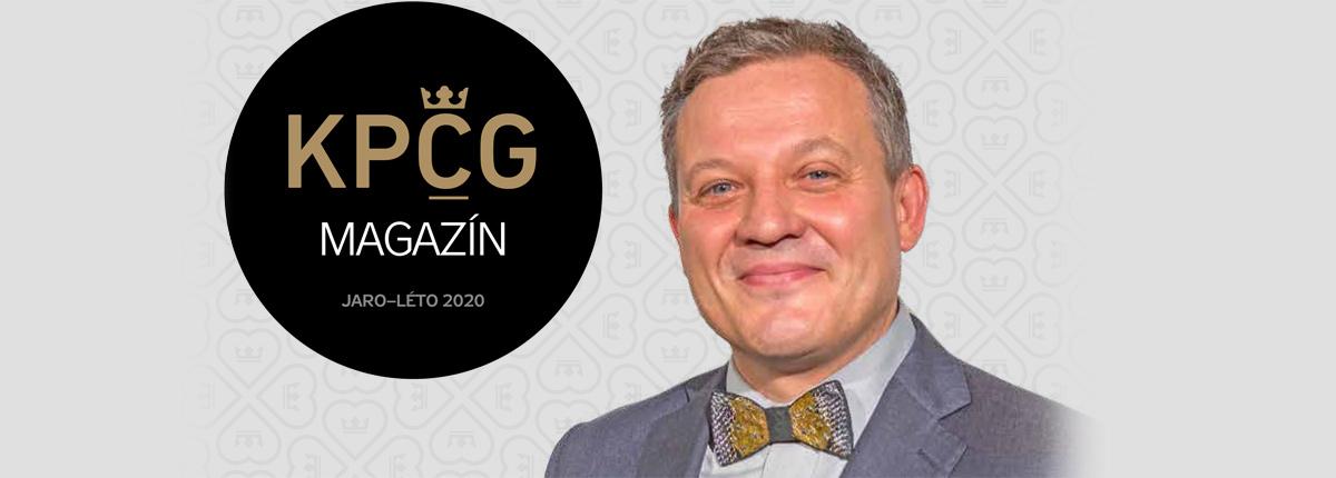7. 4. 2020   KPCG Magazín Jaro 2020