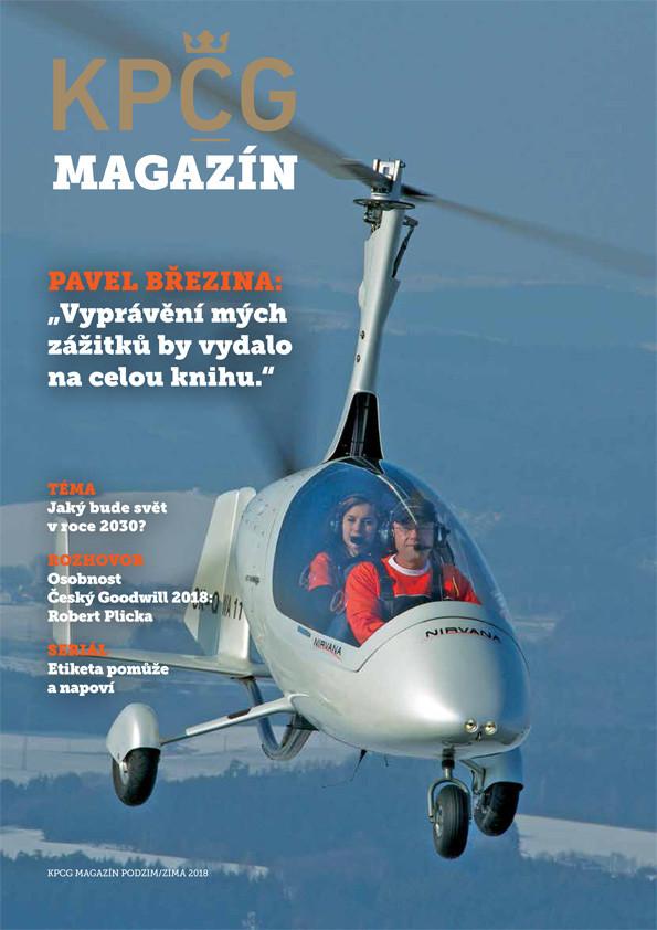 Magazín KPCG: zima 2018-2019