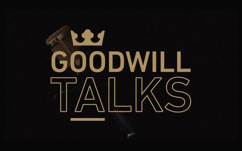 Bonusový 13. díl uzavřel první sérii podcastu Goodwill Talks