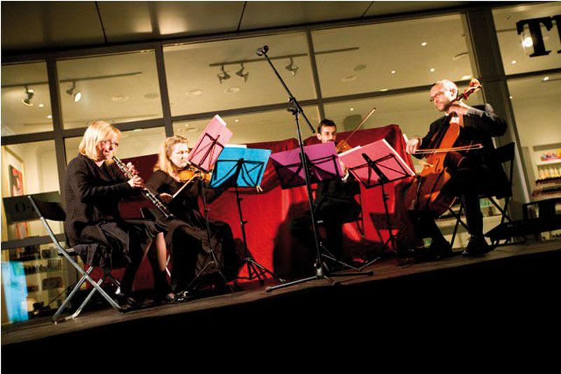 Koncert FOK Praha pro Slovanský dům