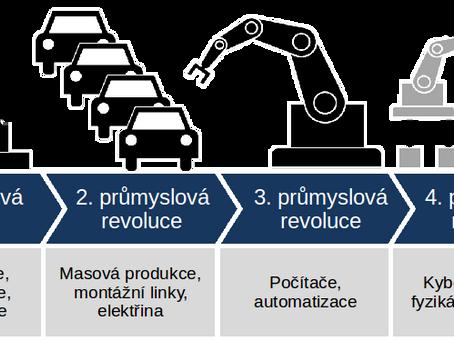 Čtvrtá průmyslová a marketingová revoluce