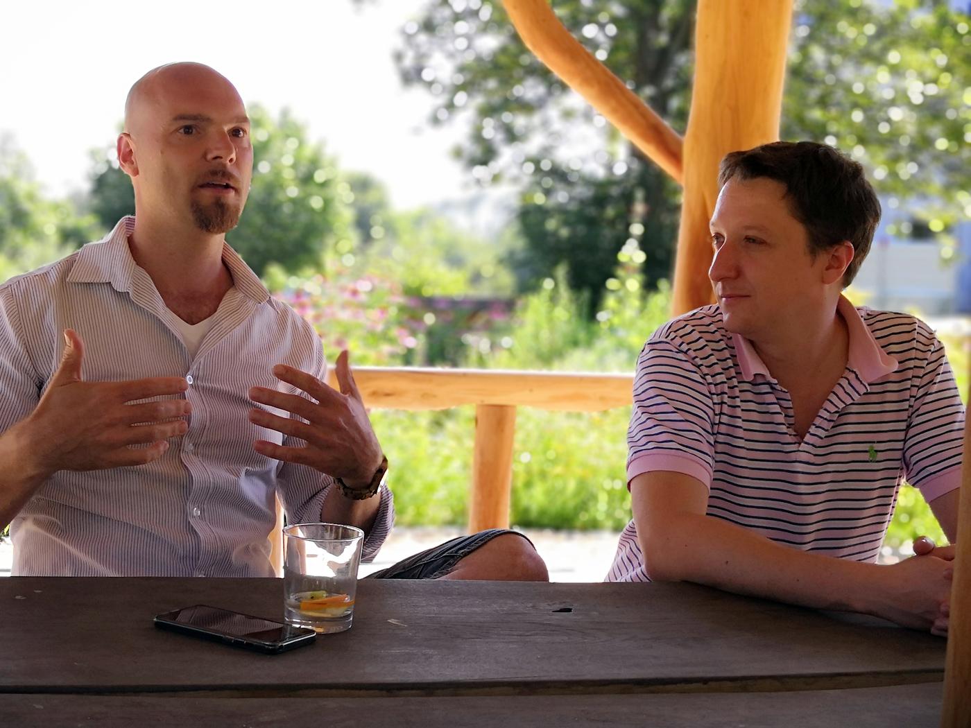 Letní setkání v Nobilis Tilia