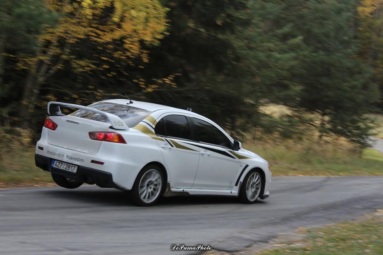 HPCG Racing - Lancer EVO X