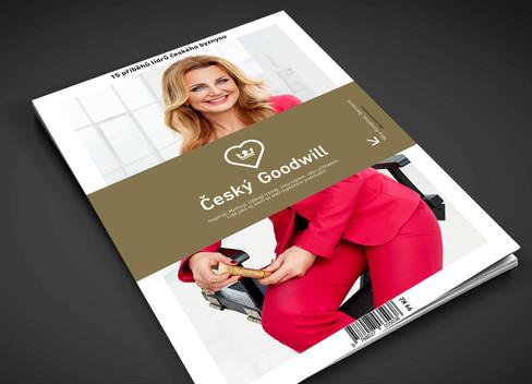 HP N Media vydává exkluzivní publikaci Český Goodwill - 15 příběhů lídrů českého byznysu
