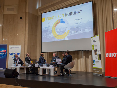 Ekonomické fórum: Vize ČR 2025
