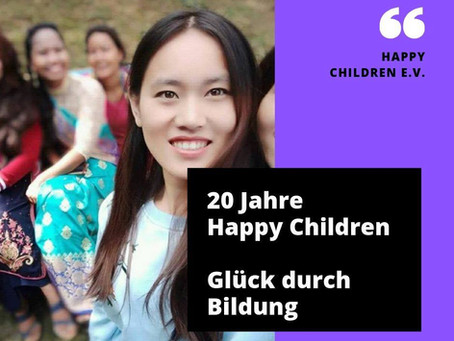 20 Jahre Happy Children