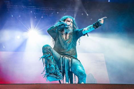 Rob Zombie @ Knotfest, France