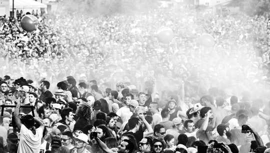 Mass Hysteria (Ambiance) - Musilac 2019