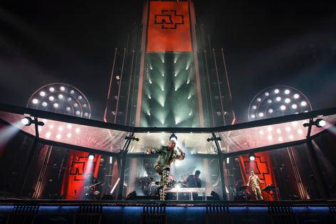Rammstein @ Paris La Défense Arena