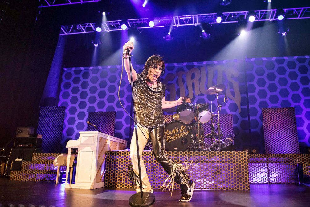 The Struts @ Trianon, Paris