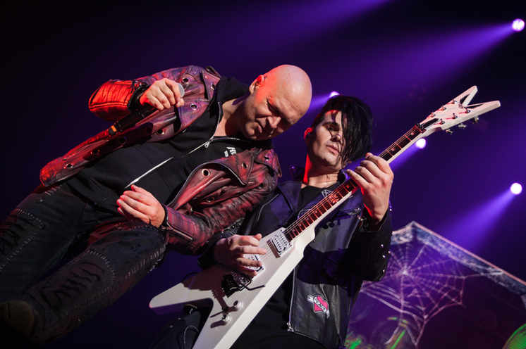 Helloween @ Zenith de Paris