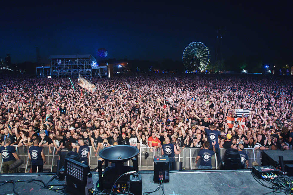 Mass Hysteria (Ambiance) @ Hellfest, France