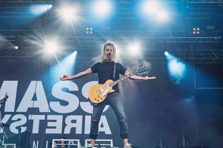 Mass Hysteria - Musilac 2019