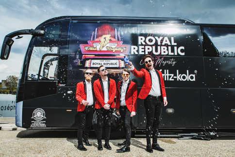 Royal Republic - 2019