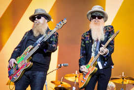 ZZ TOP @ Hellfest, France