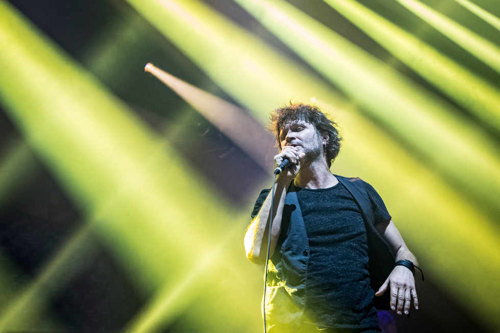 Bertrand Cantat @ Zénith de Paris