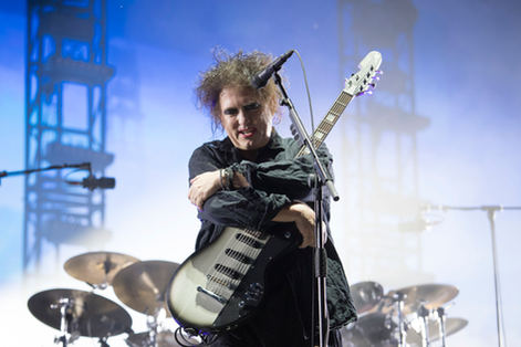 The Cure @ Rock En Seine 2019