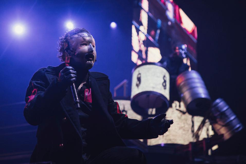 Slipknot @ AccorHotels Arena, Paris