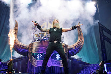 Amon Amarth @ Zénith, Paris