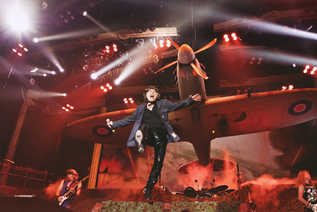 Iron Maiden @ Accor Arena, Paris