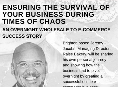 FREE BUSINESS NETWORKING: Ensuring the Survival of your Business During Times of Chaos.