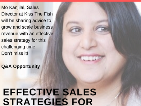 FREE BUSINESS NETWORKING: Effective Sales Strategies for Challenging Times